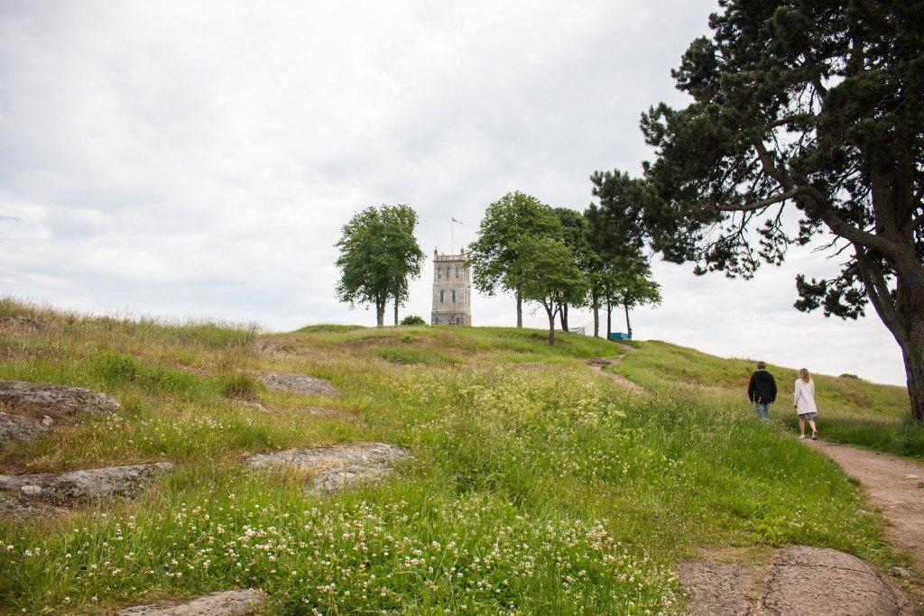 Par på vei Tønsberg
