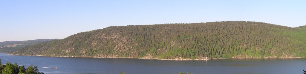 Oslofjorden øy Håøya Drøbak