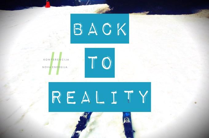 LEKCIJE, POSTIZANJE CILJA I POVRATAK U REALNOST / LESSONS, ACHIEVING GOALS AND BACK TO REALITY