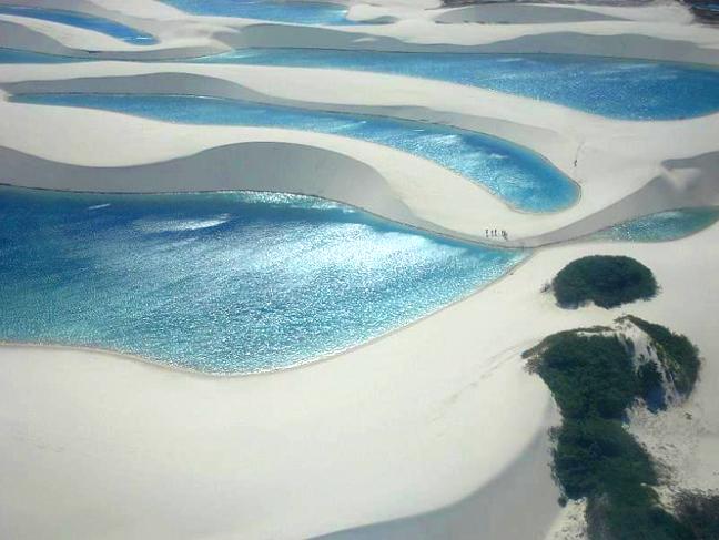 Brazil, Nacionalni park / Lençóis Maranhenses National Park