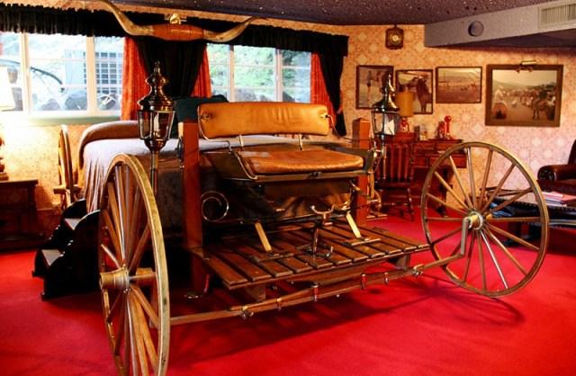 Hotel nudi sobe sa istorijskim temama / Hotel rooms with history theme