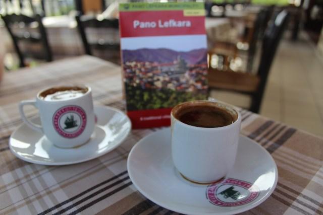Kiparska kafa / Cypriot coffee