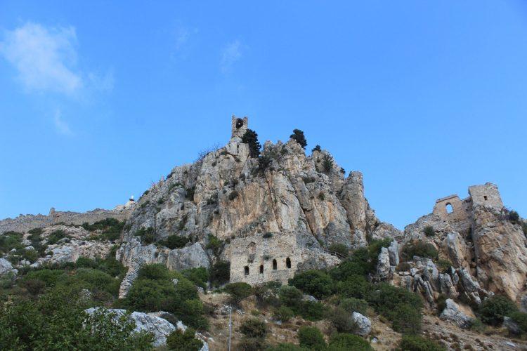 Saint Hilarion Castle / Dvorac Svetog Hilariona