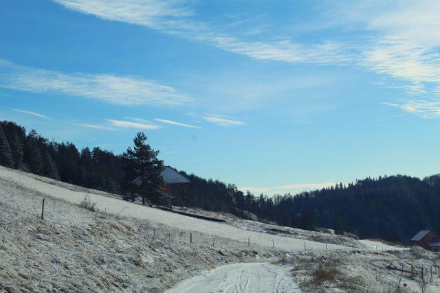 Put ka vrhu Tornik