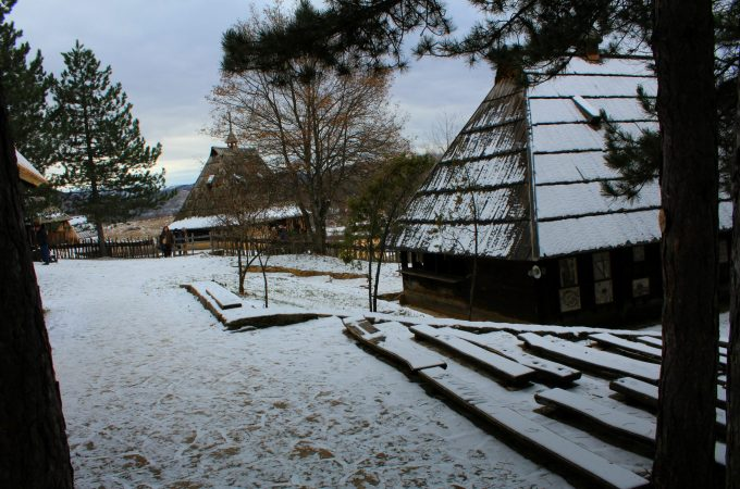 Jedan dan u selu Sirogojno, Srbija