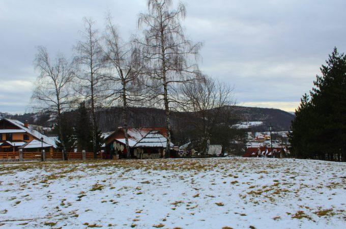 One day at Sirogojno village, Serbia
