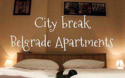 City Break Apartments Beograd City Break Belgrade Apartments