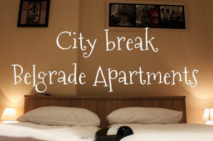 Smeštaj u City Break Apartments Beograd, Srbija