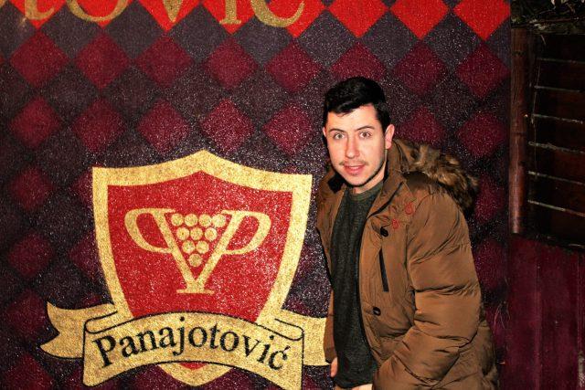 Podrum vina Panajotović