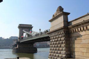 chain bridge budapest budimpešta