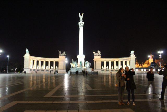 trg heroja budimpešta