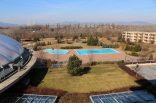 Pogled na bazene
