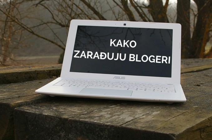 10 ideja kako zaraditi od bloga u Srbiji i na Balkanu