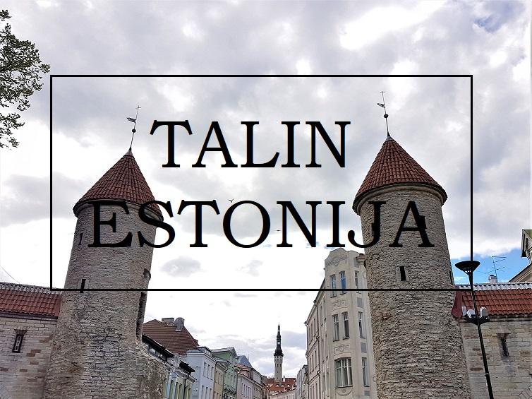Talin Estonija šta videti