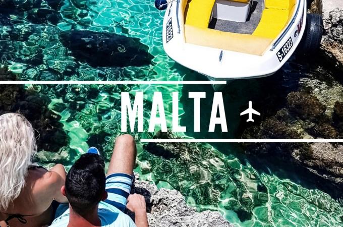 MALTA LETOVANJE iskustva, utisci i saveti + plaže