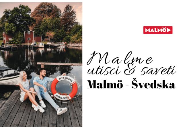 10 stvari koje ne želite da propustite u Malmö / Malmo utisci i saveti