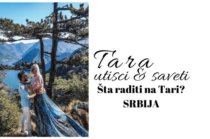 Zlatibore pitaj Taru: Tara šta videti i najlepši vidikovac u Srbiji