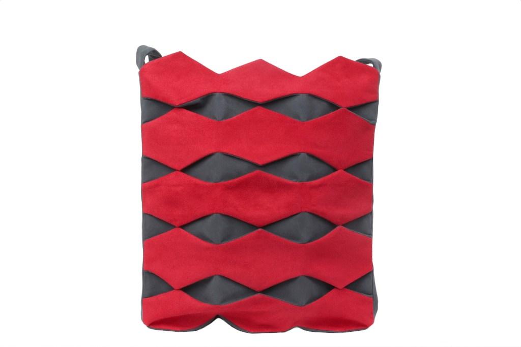 Stil-Stengel Textilkunst Tasche