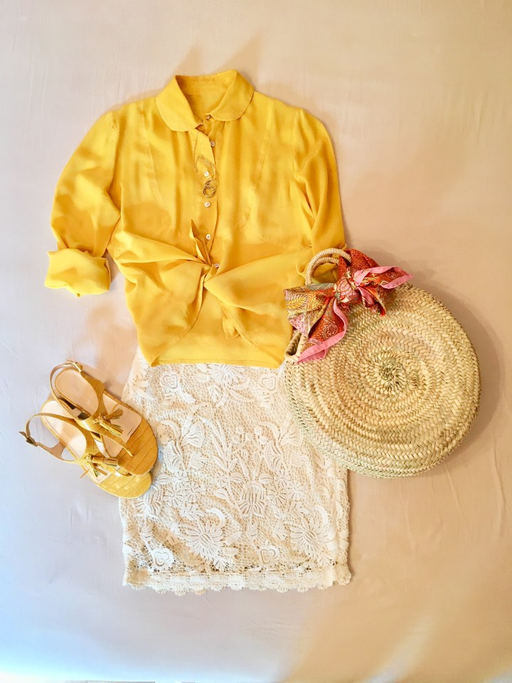 Lieblingsfarbe gelb im Sommer7