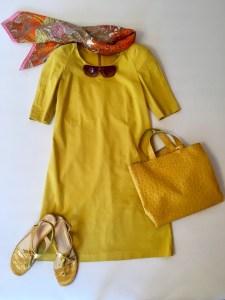 wie-kombiniert-man-sommerkleider-gelb1