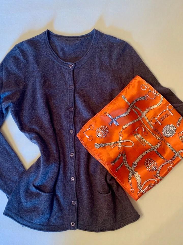 Kleiderschrankcheck und kreative Ideen