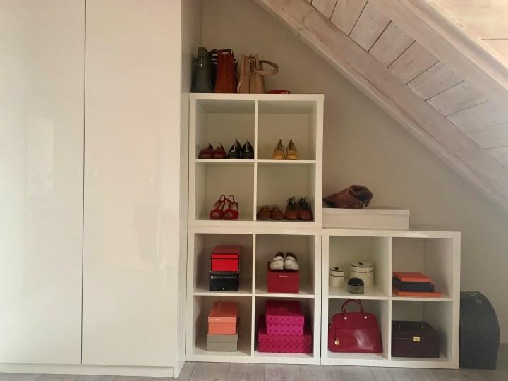 Kleiderschrank organisieren