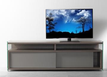 Carrello Porta Tv Con Ruote | Mobile Tv Ruote Mobile Tv In Vetro Con ...