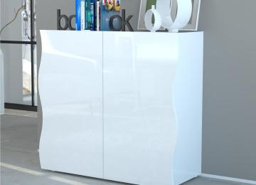 Mobile Laccato Bianco | Mobile Moderno Porta Tv In Legno Laccato ...