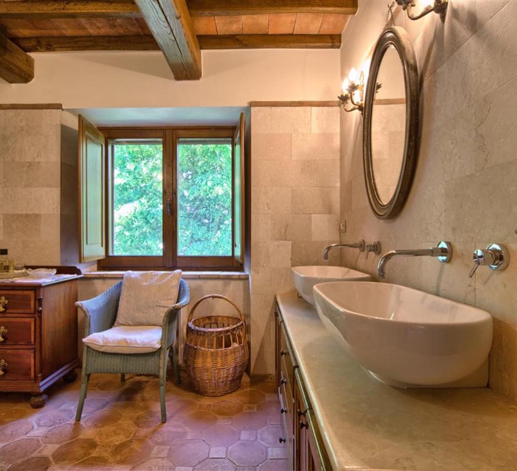 Arredamento Toscano Rustico : Bagno in muratura stile rustico stunning bagni in muratura