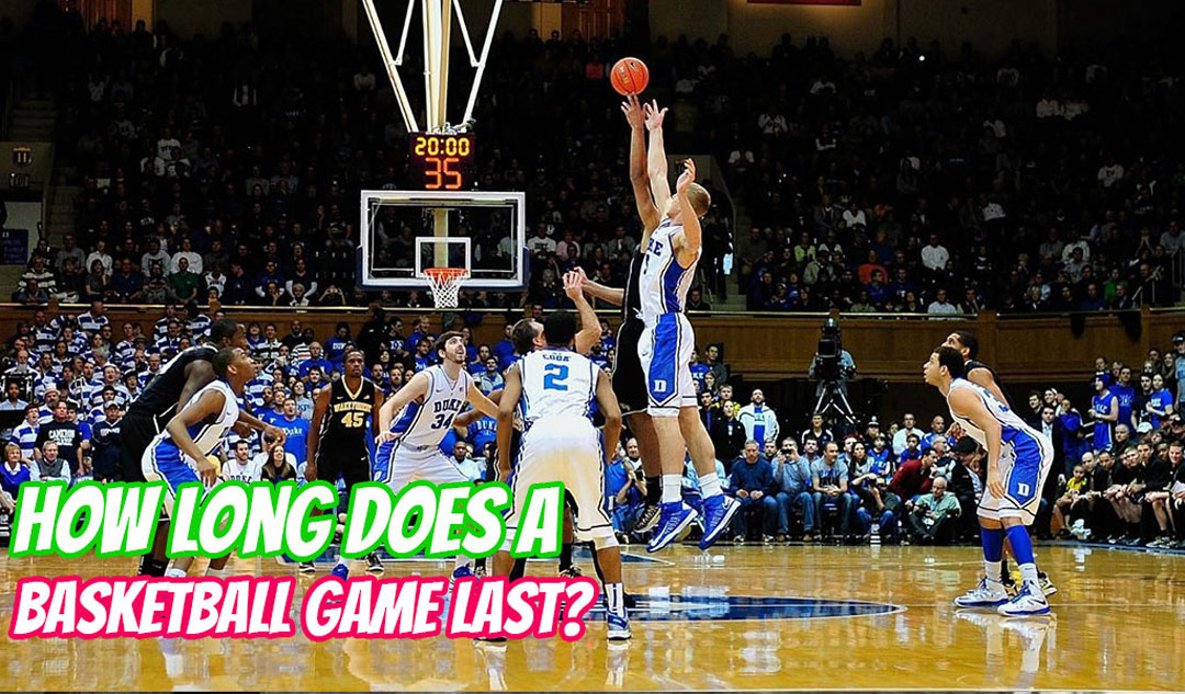 How long is halftime in basketball