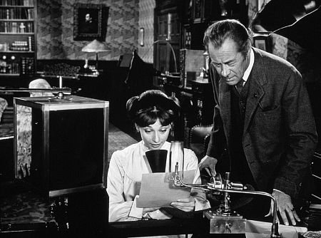 Audrey Hepburn, Rex Harrison in My Fair Lady