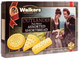 gathering, Outlander, Walkers, shortbread, prize,, Paris
