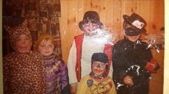 Ben Cooper, Morticia, Halloween, Family, S.A. Young