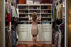 clutter, closet, packing, travel, fall, seasonal, S. A. Young, fantasy, dream closet