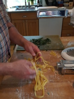 pasta, sauce, gravy, Easter, skills, blogging, Monday, S.A. Young