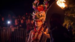Beltane, Fire Festival, Edinburgh, BBC, May Day, Monday, blogging, S.A. Young