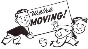 moving, Monday, blogging, stilettosstoliandscribbles.com, SA Young, KB Brorman, CC Cedras