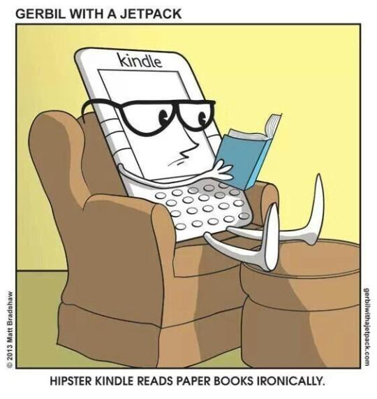 Hipster-Kindle-cartoon-540x571 Matt Bradshaw