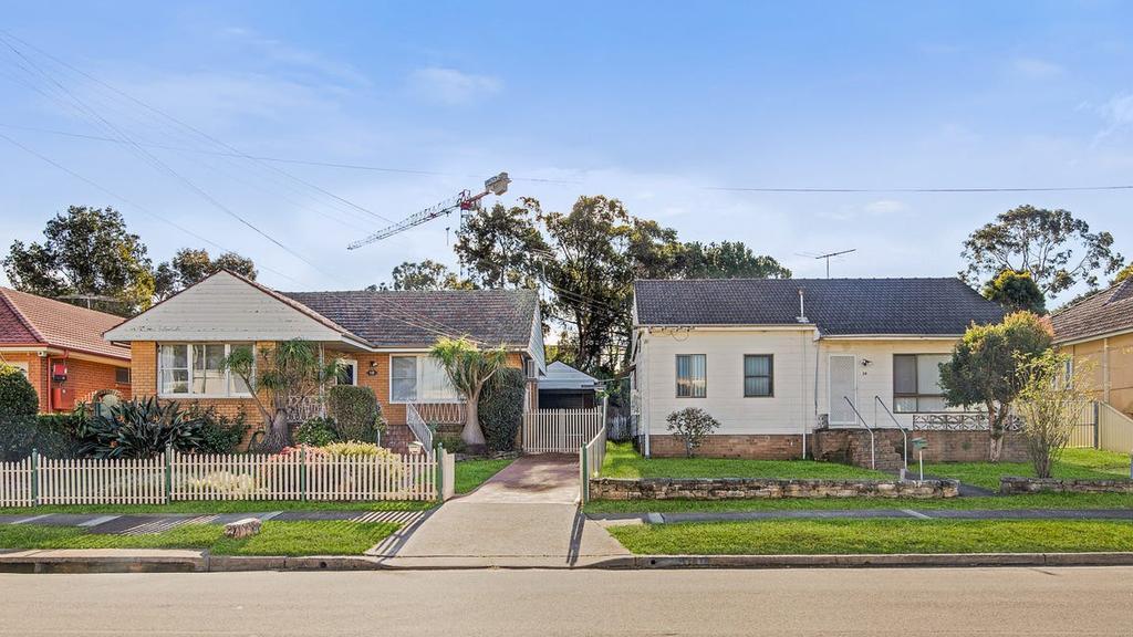 Seven Hills-buren bundelen hun krachten en zetten hun huizen te koop met gids van $ 4,25 miljoen