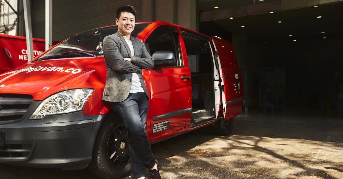 """S'pore-startup Ninja Van kan volgend jaar een IPO in de VS nastreven, nu """"bijna break-even"""""""