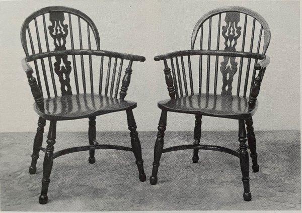 Waar zijn de American Stick Chairs?