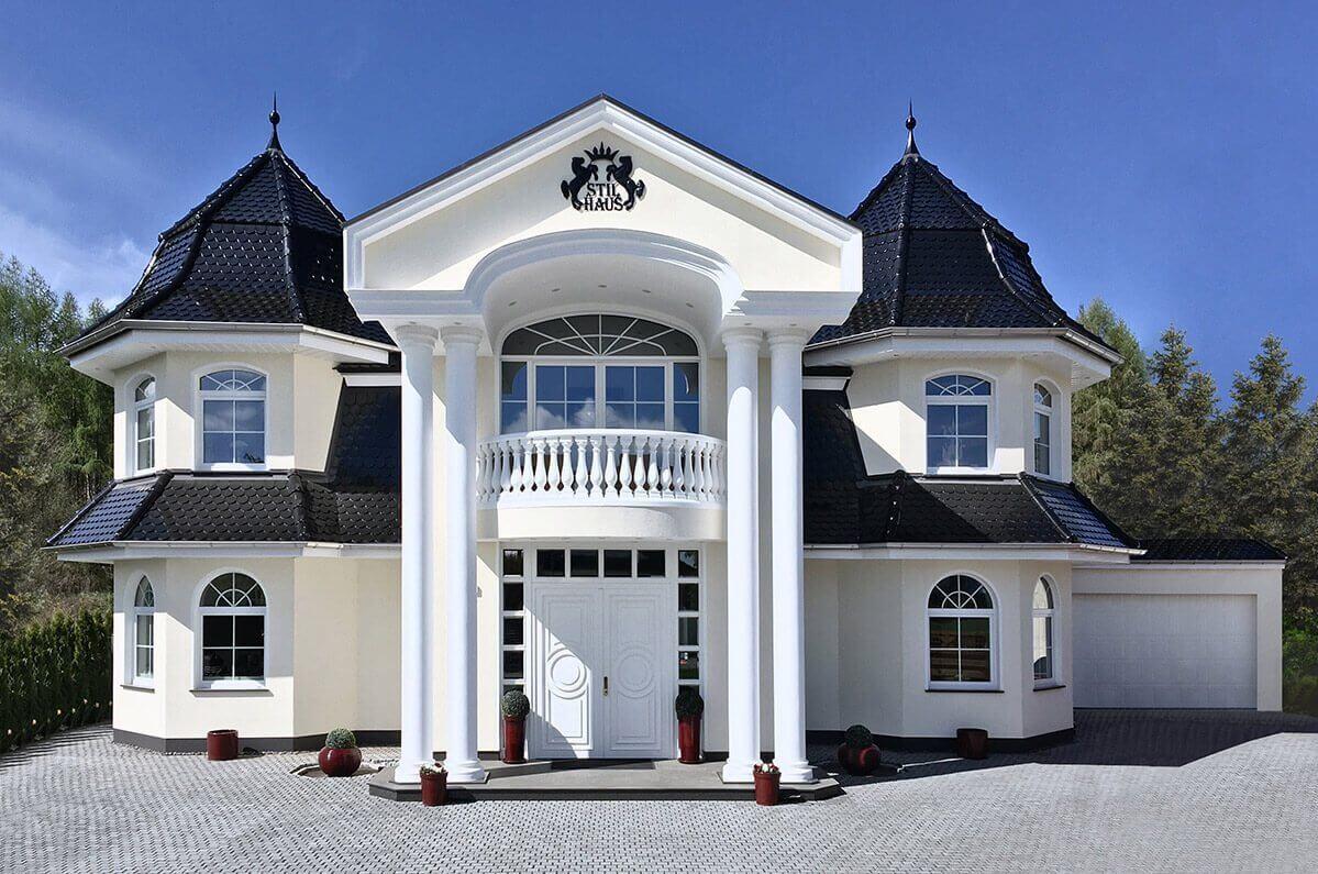 Neues Haus Schlüsselfertig