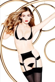 L'Agent by Agent Provocateur: Autumn Winter 2013 Campaign