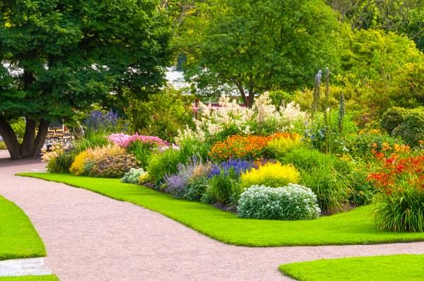 -life garden &