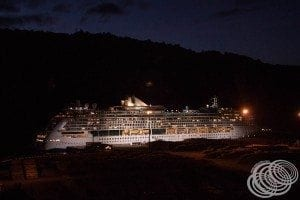 Radiance of the Seas in Picton