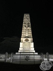 The World War 1 Memorial Monument at Kings Park