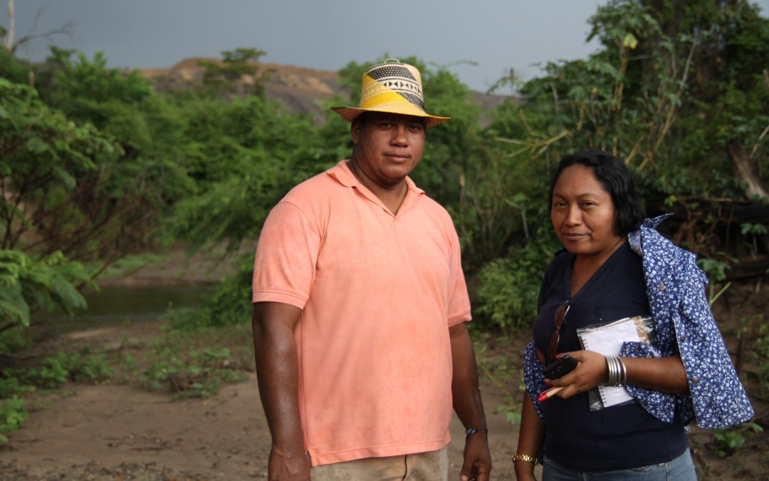 5.3 Draining rivers – coal from Colombia