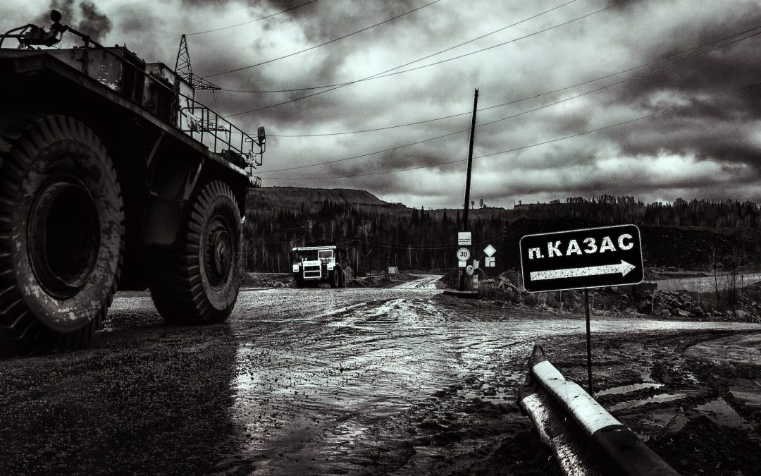 5 Sites of devastation – where the coal is mined