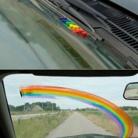 Rainbow Prank