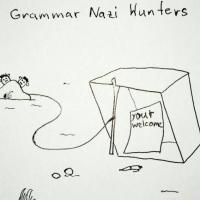 Trap For Grammar Nazis